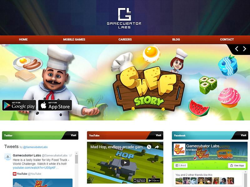 Gamecubator Labs